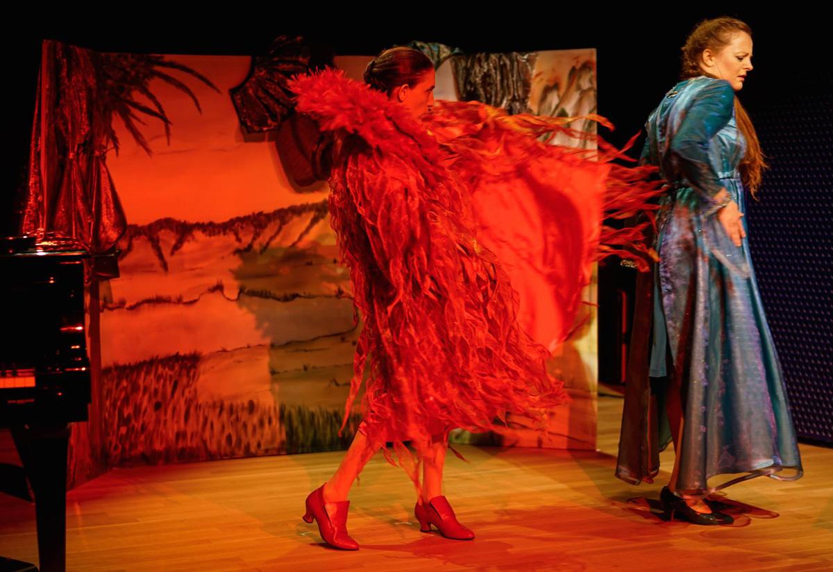 Non v'è rosa senza spine  Presented by La Compagnia Amarilli Opera America, December 19-20, 2015